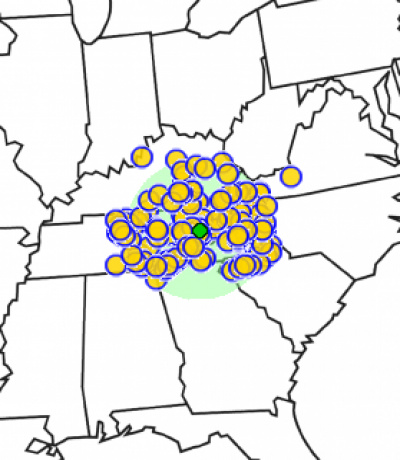 TN-IAC Activity Map