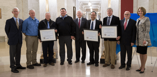 West Virginia IAC receives Governor's Award of Excellence